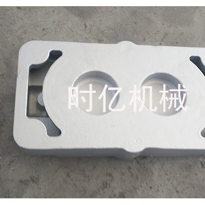 金属型覆砂铸件表面粘砂问题