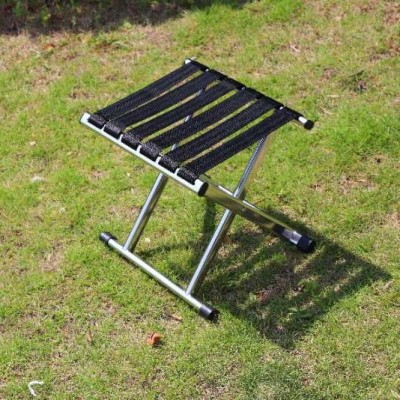 马扎折叠凳子  便携式户外椅子